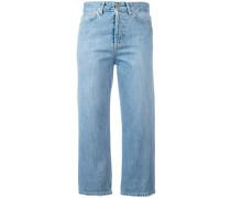 'Shocking' CroppedJeans