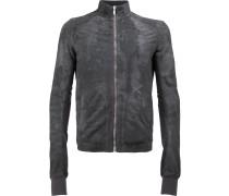 Forever Intarsia High Neck jacket