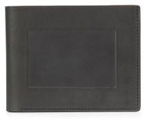 Portemonnaie mit Rahmendetail