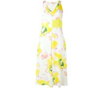 Kleid mit abstraktem Muster - women - Viskose
