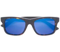 Sonnenbrille mit Webstreifendetails - men