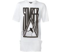 'Somber' T-Shirt mit Print
