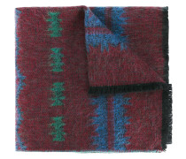 Garavani Jacquard-Schal mit Navajomuster