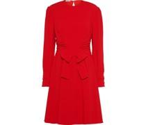 Kleid aus Faille-Cady