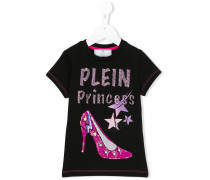 T-Shirt mit Paillettenstickerei - kids