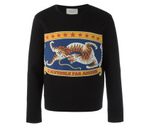 Sweatshirt mit Zirkus-Print - men - Baumwolle