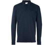 'Riviera' Poloshirt mit langen Ärmeln