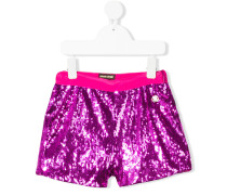 - Shorts mit Pailletten - kids