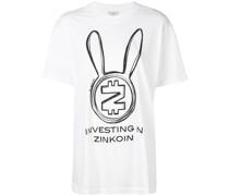 'Zincoin' Oversized-T-Shirt