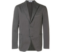 classic two buttoned blazer