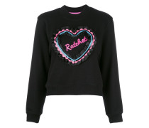 'Ratchet' Cropped-Sweatshirt