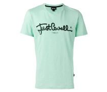 T-Shirt mit Logo-Print - men - Baumwolle - M