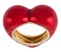 14kt 'All My Heart' Gelbgoldring mit Diamanten