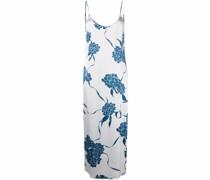 floral silk nightdress
