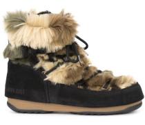 'We Low Fur' Stiefel - women - Kunstpelz/Leder