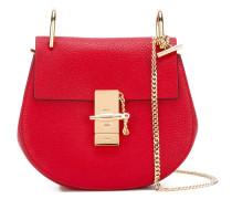 Mini Drew shoulder bag - women - Lammleder
