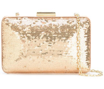 Clutch mit Pailletten