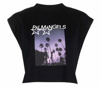 Shooting Stars Cropped-Top