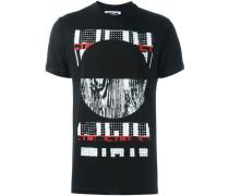 T-Shirt mit Tribal-Print - men - Baumwolle - XXL