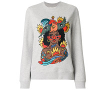 ' x Swizz Beatz' Sweatshirt