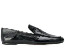 Loafer mit Falten