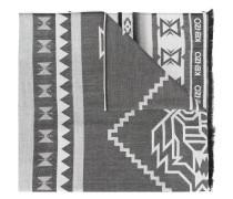Schal mit Aztekenmuster