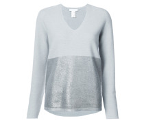 U-neck sweater