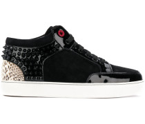 spiked detail sneakers