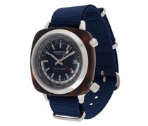 'Clubmaster World Time' Armbanduhr, 42mm