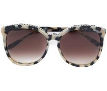 printed frame sunglasses