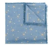 Garavani Schal mit aufgestickten Sternen