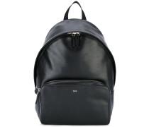 zip around backpack - men