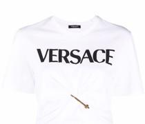 T-Shirt mit Sicherheitsnadel
