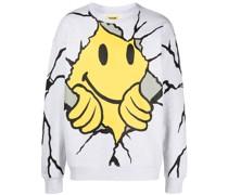 Smiley Dry Wall Breaker Sweatshirt