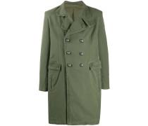 Trenchcoat im Military-Look