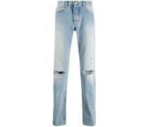 'Erik' Jeans mit geradem Bein
