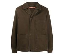 Hemdjacke im Workwear-Look