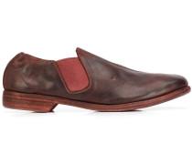 Slip-On-Loafer im Used-Look