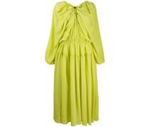 Kleid mit Kordelzug