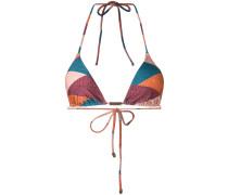 Bikinioberteil mit geometrischem Print - women