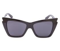 Sonnenbrille im 'Cat-Eye'-Stil