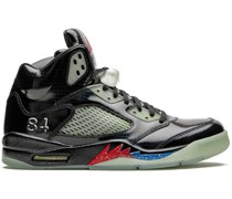 'Air  5 Retro Transformers' Sneakers