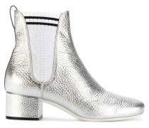 Chelsea-Boots mit Sockendetail