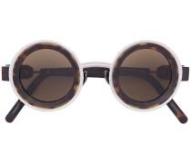 - round sunglasses - unisex - Acetat/Bronze