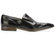 Loafer mit umgeklappter Lasche