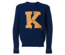 'K' Pullover