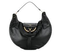 Domaine studded shoulder bag