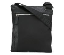 zip pocket messenger bag