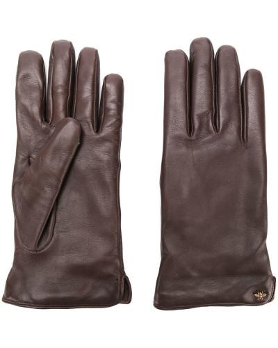 Handschuhe mit Bienenmotiv