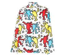 Études x Keith Haring 'Illusion' Hemd